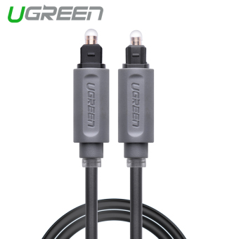 UGREEN Digital Optical Audio Cable Toslink SPDIF Coaxial Cable (1.5m)