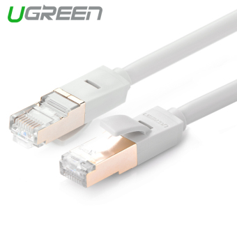 UGREEN High Speed Cat 7 RJ45 Ethernet Lan Network Cable (2m) Grey -Intl