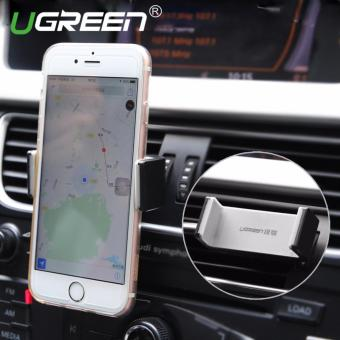 UGREEN Universal Mini Car Air Vent Mobile Phone Mount Holder CradleFor Most Phones and GPS - intl
