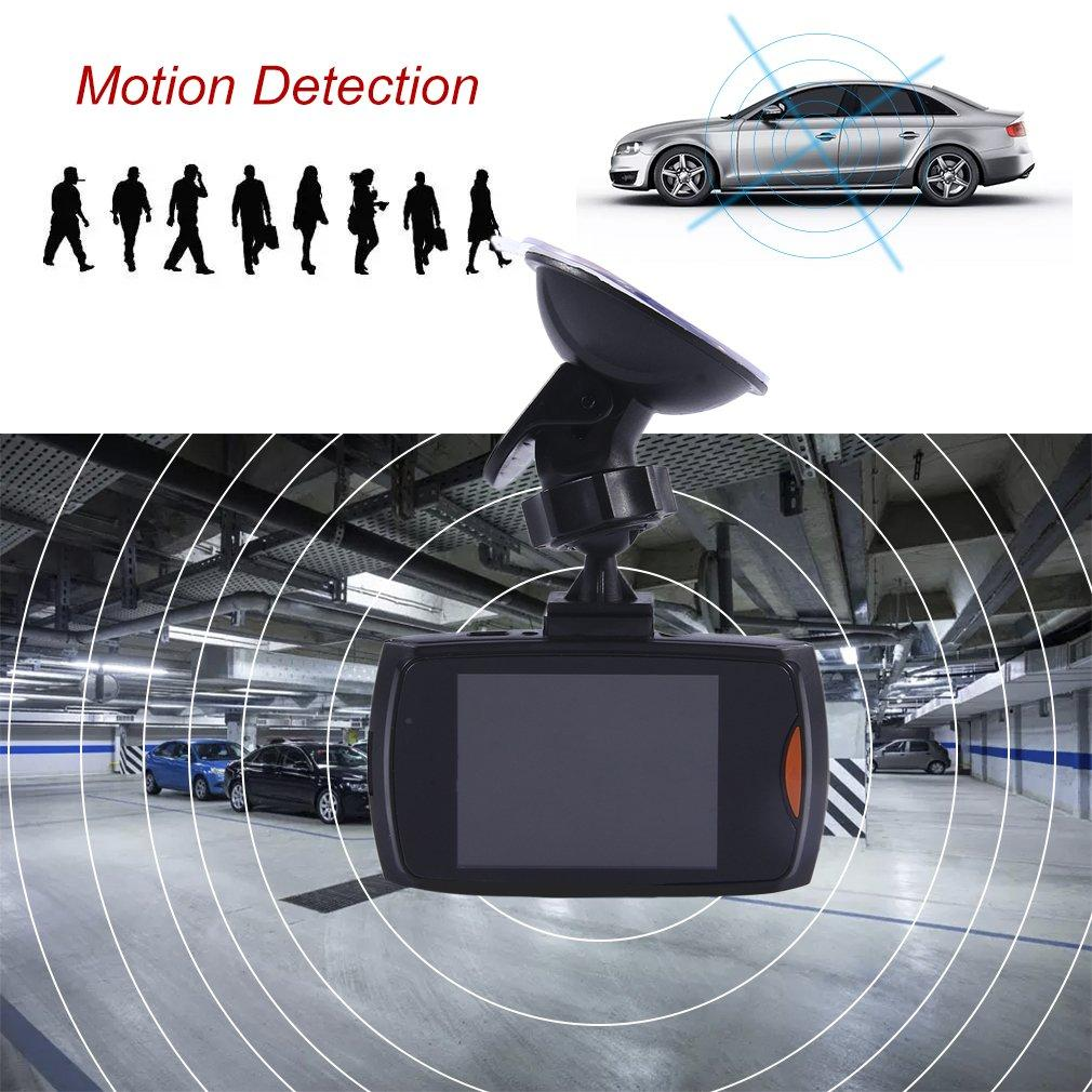 ... UINN 2.4 Inch LCD Screen HD 1080P Car Dash Cam DVR Video Recorder Night Vision ...