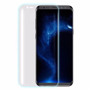 Ultra Slim Anti-Slip TPU Cellphone Case with 2 Full 3D ScreenProtector for Samsung Galaxy S8 - 4