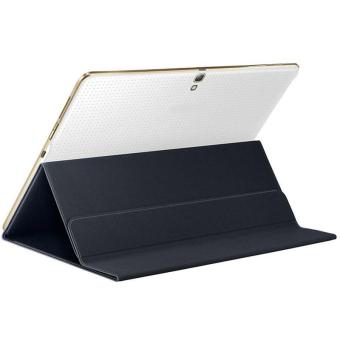 Ultra Slim Cover Case Stand For Samsung Galaxy Tab S 10.5 InchSM-T800 Black - intl