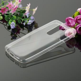 Ultra Slim Thin Silicone TPU Transparent Soft Clear Phone CoverCase For LG G2 mini Phone Cases - intl