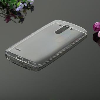 Ultra Slim Thin Silicone TPU Transparent Soft Clear Phone CoverCase For LG G3 Phone Cases - intl