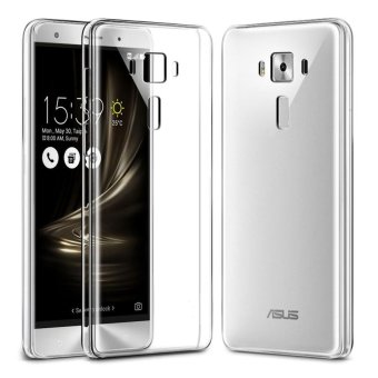 Ultra Thin Clear TPU Soft Back Case for Asus Zenfone 3 Laser 5.5 /ZC551