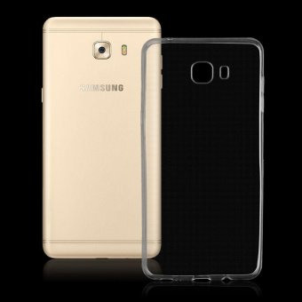 Ultra Thin Clear Transparent TPU Gel Soft Case Cover Skin forSamsung Galaxy C9 Pro - intl