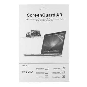 Ultra-thin Crystal Clear Film Screen Guard Protector Laptop Cover For Mac Air 13.3 inch - Int'l - intl