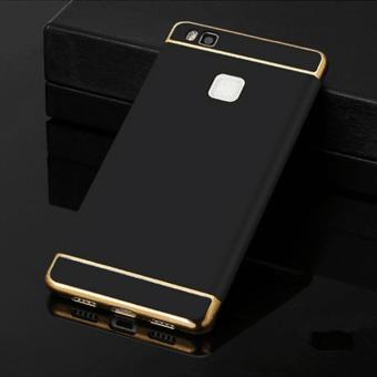 Ultra thin Hard Case Full Protector Cover For Huawei P9 Lite Black - intl