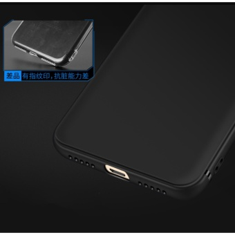 Ultra Thin Matte Soft TPU Back Cover For Xiaomi Redmi 4X ShockproofSkin Case - intl - 4