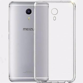 Ultra Thin Soft Crystal Transparent TPU Phone Case For Meizu M2Note - intl Price Philippines