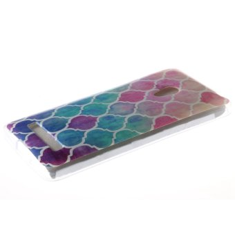 Ultra Thin Soft TPU Phone Back Case Cover For Asus Zenfone 5(Diamond) - 3