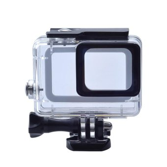 Underwater 45m Protective Waterproof Case House for Gopro Hero 5 Sport - intl