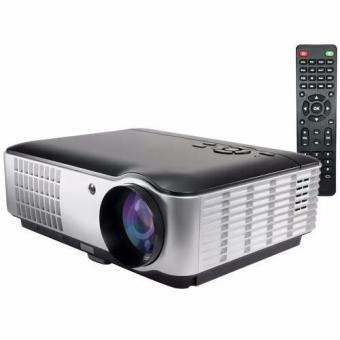 Unic RD-806 HD 2800-Lumens LED Projector (Black) Price Philippines
