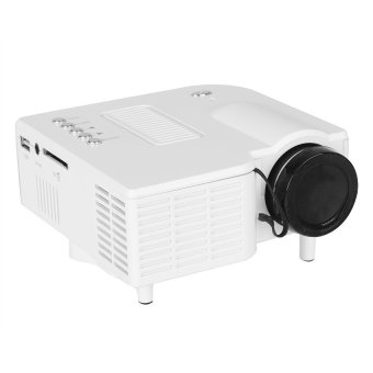 Unic UC28 Mini Portable Projector (White)
