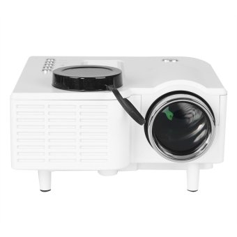 Unic UC28 PRO Portable Mini LED Home Theater Projector (White) Price Philippines