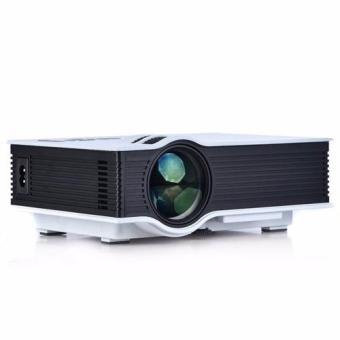 Unic UC40 Mini Portable Projector (White) - picture 4