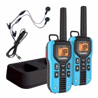 Uniden GMR4055-2CKHS Two 2 Way Radios Walkie Talkie 40 Miles Range Price Philippines