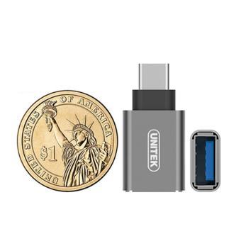 Unitek USB 3.1 Type C to Type A Adaptor Y-A025CGY - 5