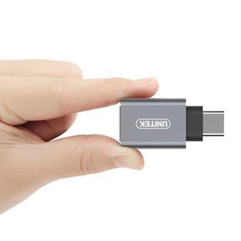 Unitek USB 3.1 Type C to Type A Adaptor Y-A025CGY - 4
