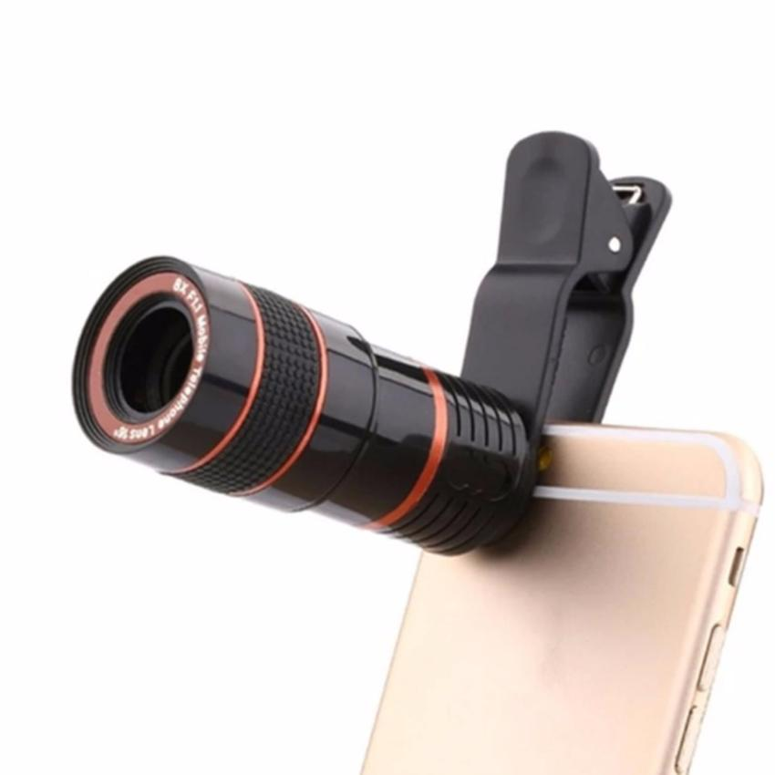 Universal 8X Optical Zoom Telescope Camera Lens For Mobile Phone - 2