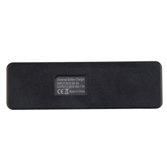 Universal External Charger Charger for Smart Phone Mobile Phone(Black) - Intl - intl - 4