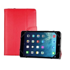 Universal Flip Leather Stand Cover Holder Case For 7 Inch Tablet PC Red - intl