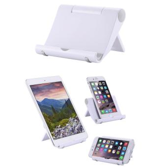 Universal Foldable Rotating 270? Stand Holder for iPhone iPad Samsung