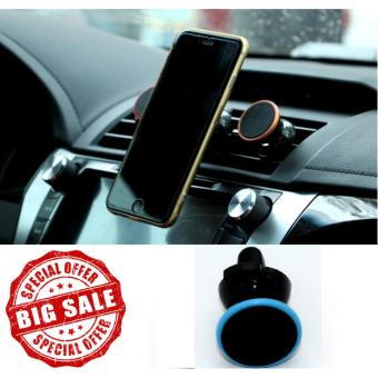 Universal magnetic Car phone holder support mobile cell phone for iphone and Android car air vent mount magnet holder stand Car Mount