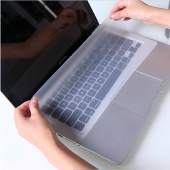 Universal type pure silicone laptop keyboard protective film keyboard stickers
