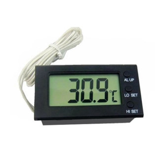 Uplift T-15 Digital Thermometer with High Low Alarm (Black) - picture 2