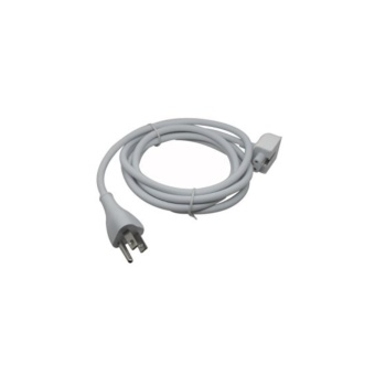 US Plug AC Extension Cable for Apple Macbook Pro / Air / Retina 45W, 60W, 85W AC Power Adaptor Cord Lead for Magsafe 1 2 Adapter Length 6ft / 1.83m - intl