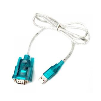 USB 2.0 to RS232 Serial 9 Pin DB9 Cable - 2
