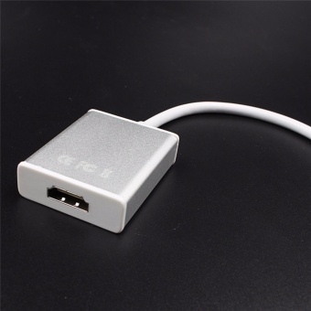 Usb 3.0 To Hdmi Converter Cable Display Graphic Adapter 1080p AudioWith Cd Driver - intl - 3