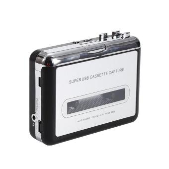 USB Cassette Converter Cassette Tape to MP3/WAV Digital Audio MusicPlayer - intl - 2