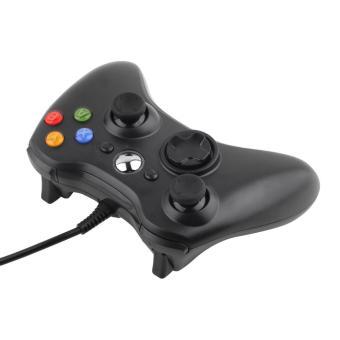 USB Wired Joypad Gamepad Controller For Microsoft Xbox And Slim 360 PC Windows 7 - 4