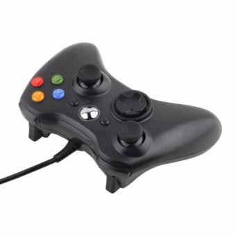USB Wired Joypad Gamepad Controller For Microsoft Xbox And Slim 360PC Windows 7 - 2