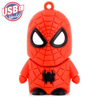 USB World Action Figure Spiderman Peter Parker Marvel Comics 32GBUSB Flash Drive Price Philippines