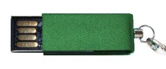 USB World Advance 16GB Flash Drive (Dark Green) - picture 2