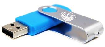 USB World Excel 32GB Flash Drive (Emerald)