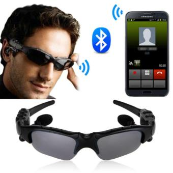 UV Sunglasses Bluetooth talk function Stereo Headset MP3 MusicGlasses Earphone for Iphone Smart phone.