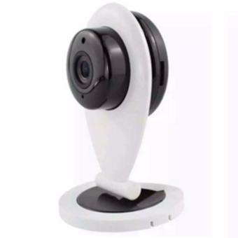V380 1280x720 720p H.264 Wi-Fi HD Indoor Wireless Security IP Camera (White/Black)