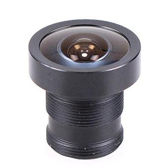 Vanxse 2.1Mm 150 Degree Fish Eye Cctv Camera Lens Wide Angle M12Mtv Fisheye Lens For Surveillance Camera Security System