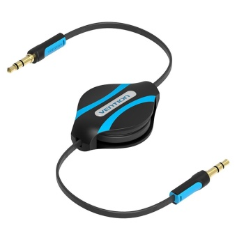 Vention 3.5mm Jack Male To Male Flexible Retractable Stereo AuxAudio Cable Cord - intl - 4