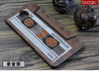 Vintage Wooden Phone Case Creative Engrave Phone Cover For OnePlus3 / OnePlus 3T - intl Price Philippines
