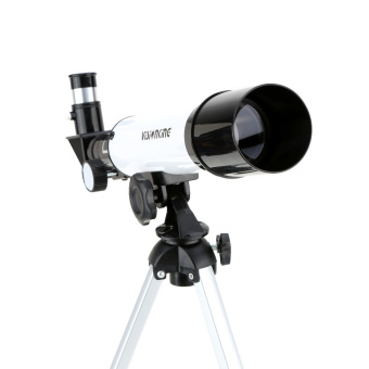 Visionking 360/50mm Monocular Space Astronomical TelescopeRefractor Scope with Tripod - 3