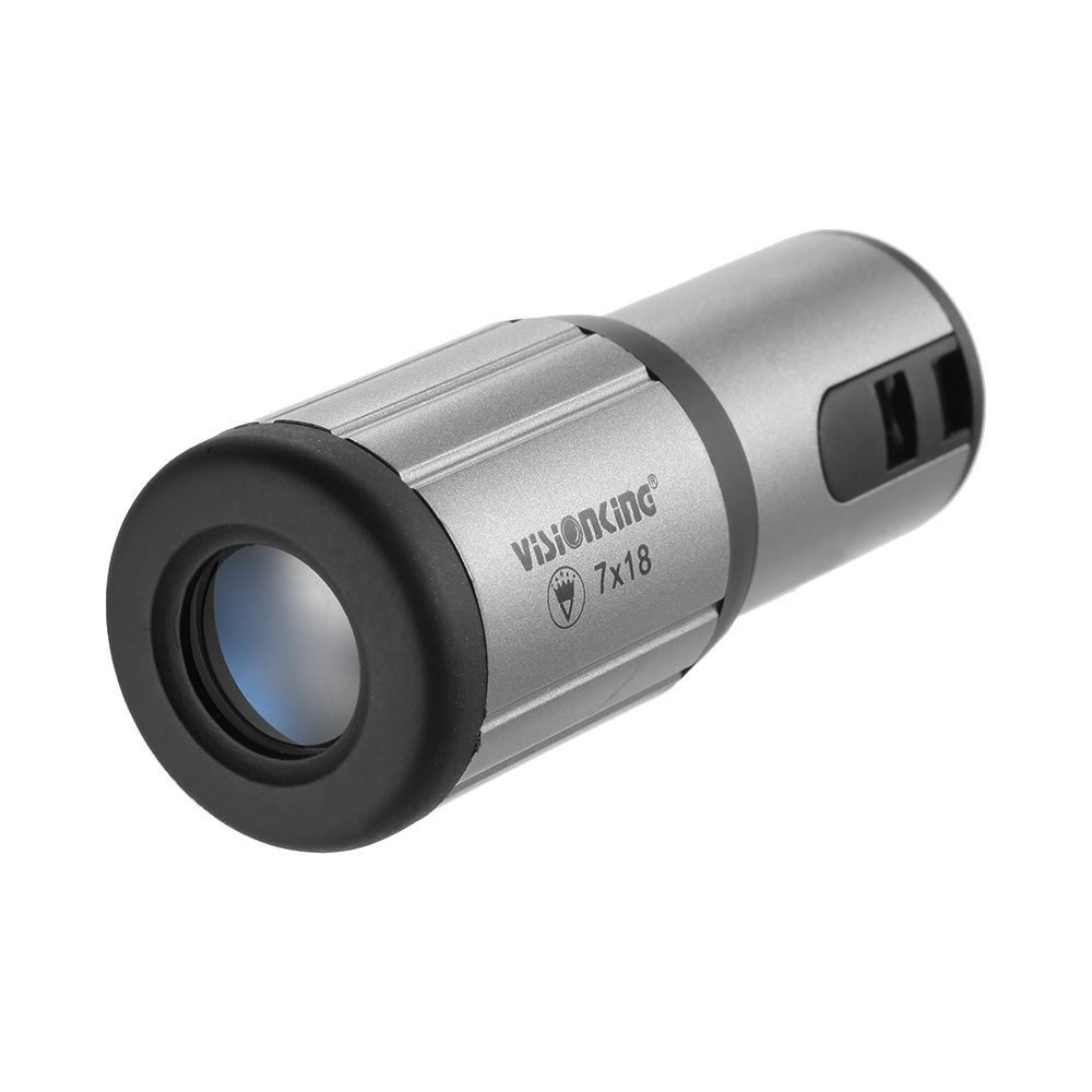 ... Visionking 7x18 Monocular Mini Compact Monocular Telescope High Definition Pocket Scope - intl ...