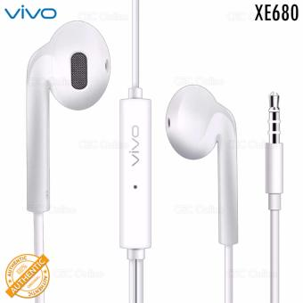 Vivo XE680 Hi-Fi & Smart In-Ear Headphone (White)