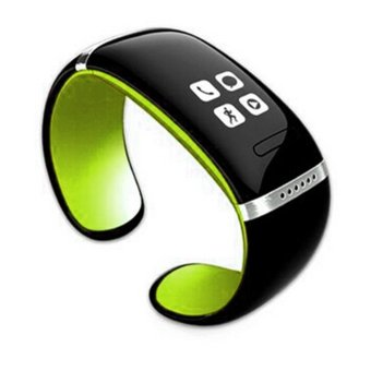 Vococal Digital Bluetooth Bracelet Smart Watch (Green) - picture 2