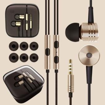 VOYAGE Smart In-Ear Headphone 2nd Piston Earphone 2 II Earbud withRemote& Mic For MI4 MI3 MI2 MI2S MI2A Mi1 Phone - intl - 3