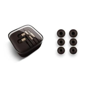 VOYAGE Smart In-Ear Headphone 2nd Piston Earphone 2 II Earbud withRemote& Mic For MI4 MI3 MI2 MI2S MI2A Mi1 Phone - intl - 5